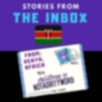 Childfree stories from the inbox: Kenya, Africa