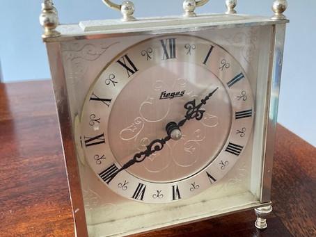 Alles hat seine Zeit ... oder auch: Kinder, wie die Zeit vergeht!