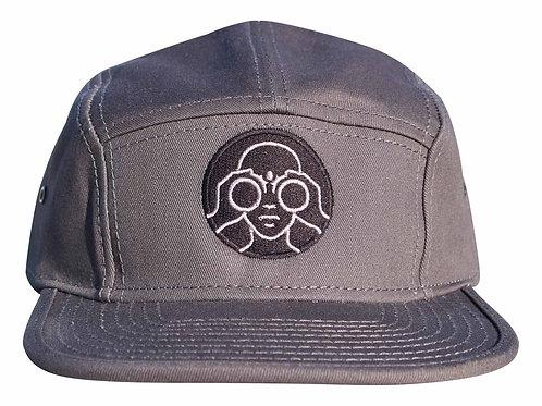 Lookoutgear Jockey Camper Cap - Charcoal