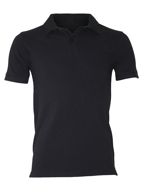 Lookoutgear Men's Polo Shirt - Black