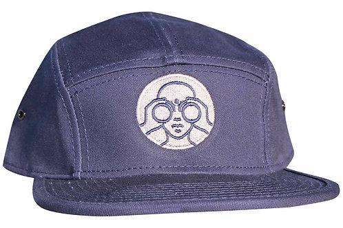 Lookoutgear Jockey-Camper Cap - Navy