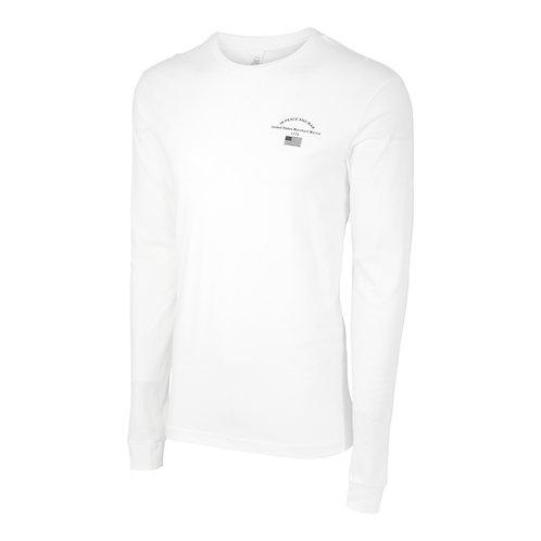 Lookoutgear Mariner Long Sleeve Crew Shirt - Cabin White