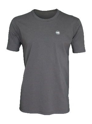Lookoutgear Men's Slate Gray T-Shirt