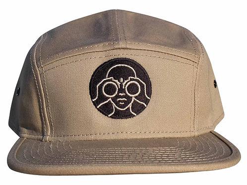Lookoutgear Jockey-Camper Cap - Khaki