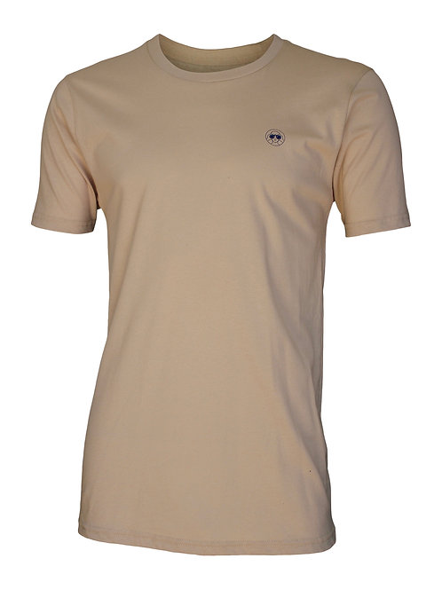 Lookoutgear Men Short Sleeve Crew Tee - Mushroom