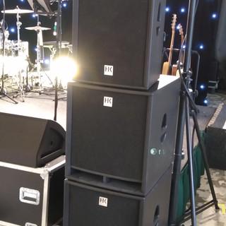 HK Audio Active Speakers_