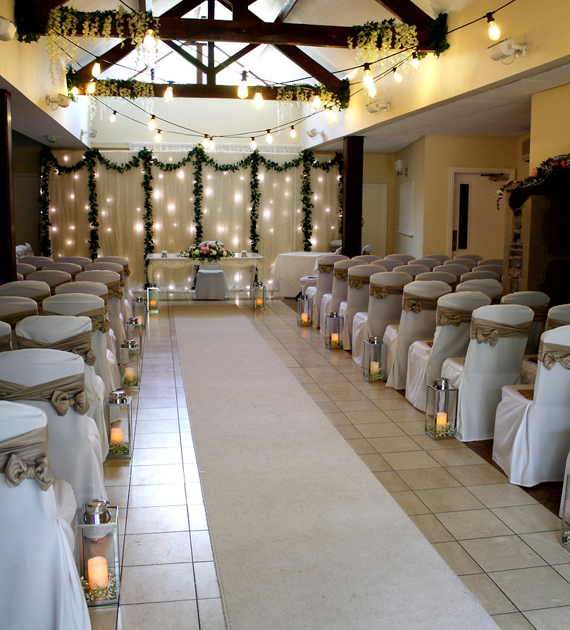 White Aisle Carpet.JPG