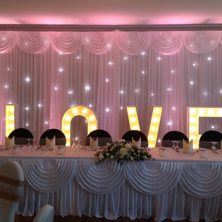 Starcloth & LOVE Letters