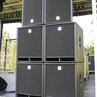 HK Audio PA System
