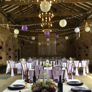 Fairy Lights and Paper Lanterns