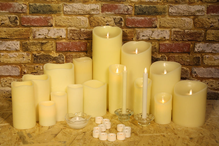 Candles In Daylight.JPG