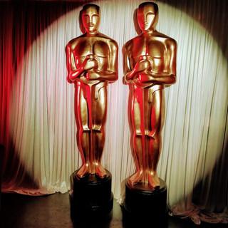 Giant Oscar Statues
