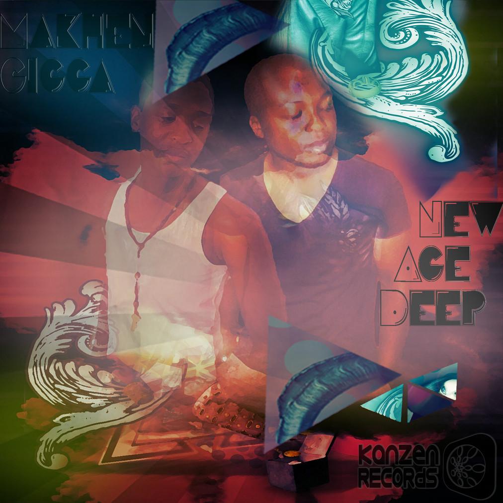KNZ049 New Age Deep - EP