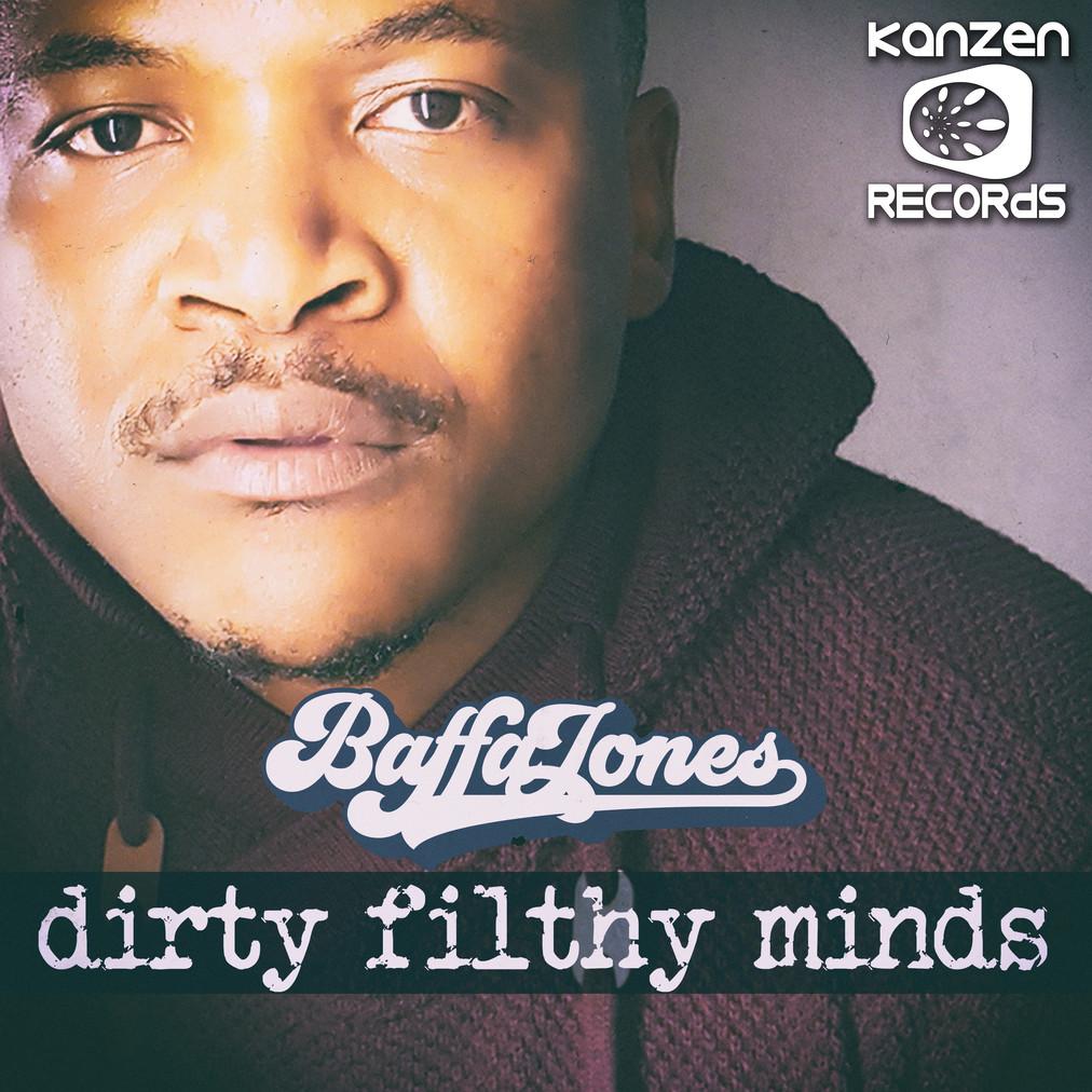 KNZ078 Baffa Jones - Dirty Filthy Minds EP