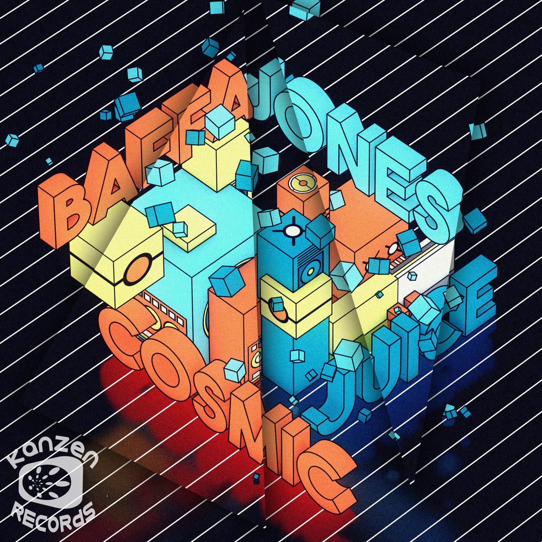 KNZ074 Baffa Jones - Cosmic Juice EP