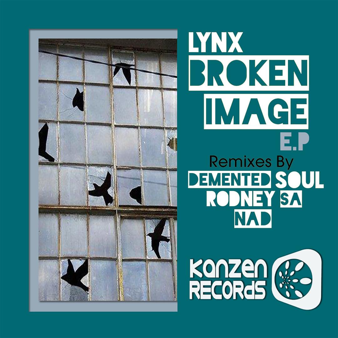 KNZ073 Lynx - Broken Image EP
