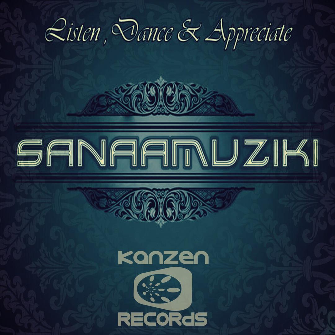 KNZ025 Listen, Dance & Appreciate Volume 1