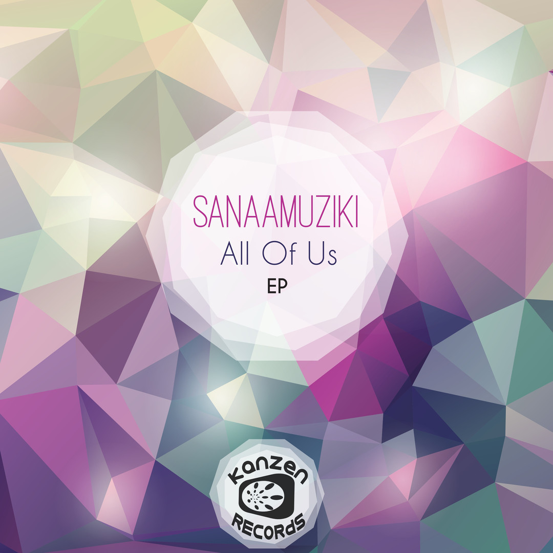 KNZ072 Sanaamuziki - All Of Us