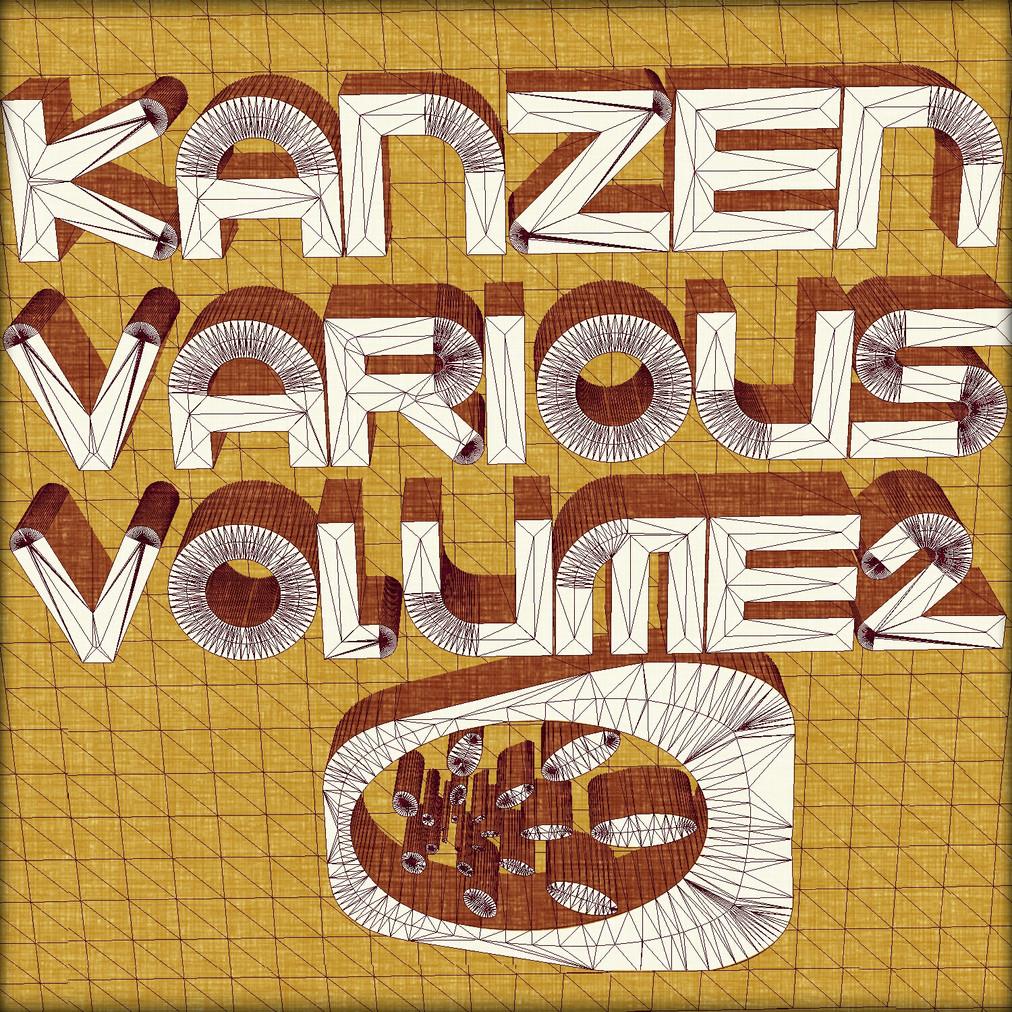 KNZ035 Kanzen Various - Volume 2