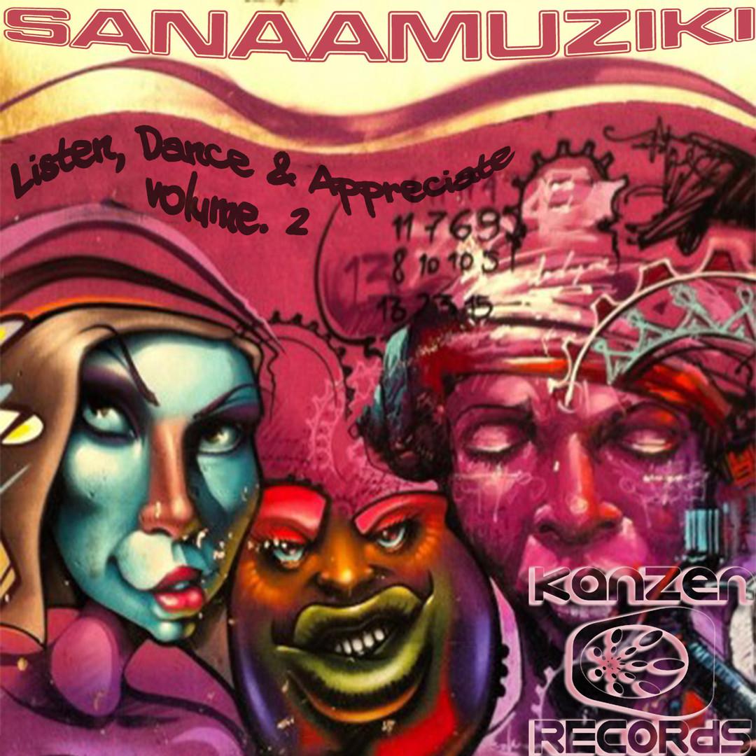 KNZ041 Listen, Dance and Appreciate Volume 2