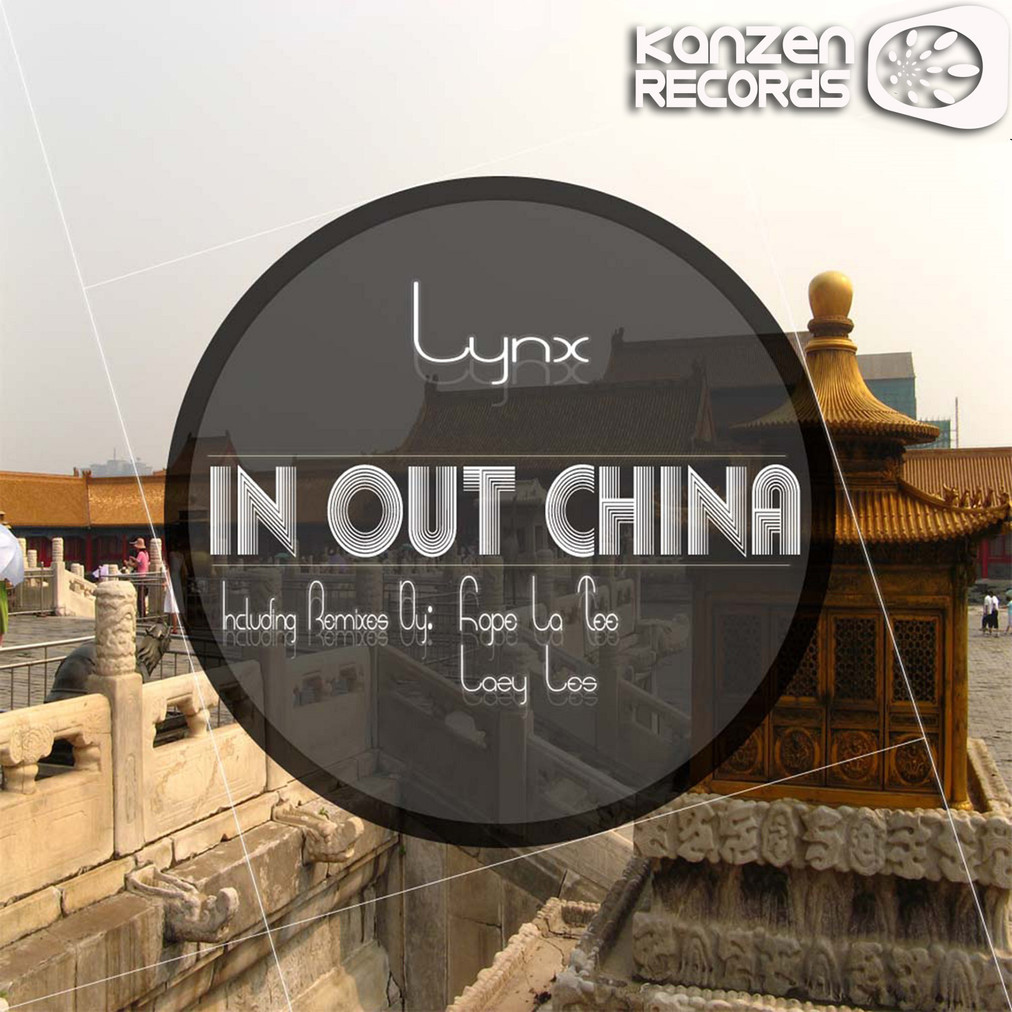 KNZ029 In Out China EP