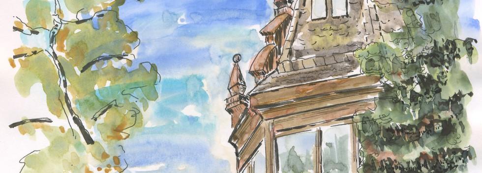 Heidelberg Cupola w notes _Pen_WC 2018.j