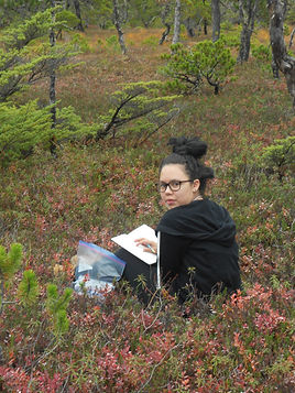 Abby in the muskeg_.jpg