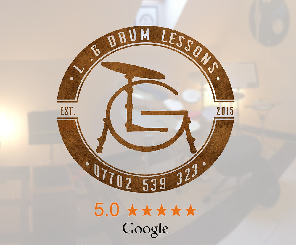Sheffield Home Visit Drum Lessons 5 star review