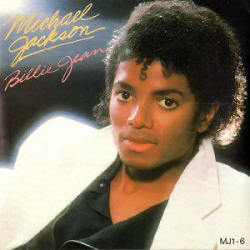 Billie Jean - Michael Jackson (Drum Chart)