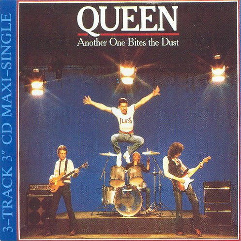 Another One Bites The Dust - Queen (Drum Chart)