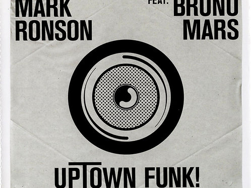 Uptown Funk - Mark Ronson ft. Bruno Mars