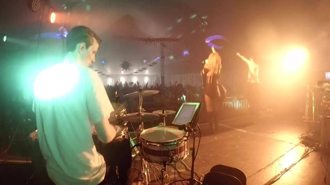 Weekend drummings #Tribfest