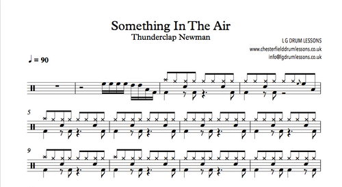 L G DRUM LESSONS   Sheet Music - Drum Sheet Music Downloads (pdf)