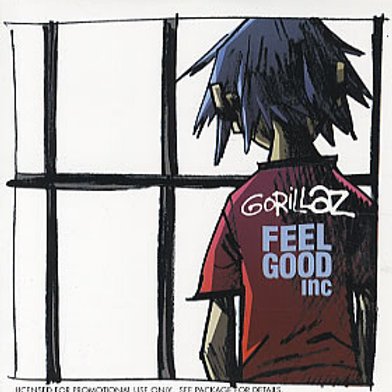 Feel Good Inc - Gorillaz (Drum Chart)