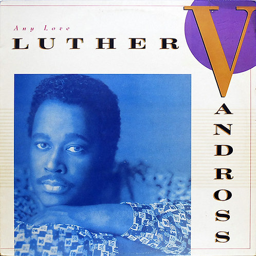 Any Love - Luther Vandross
