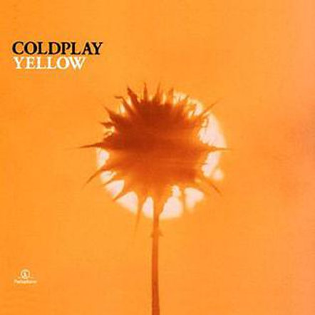 Yellow - Coldplay (Drum Chart)