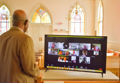 Palmyra Moravian Virtual Worship