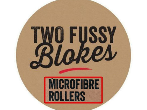 Two Fussy Blokes Rollers