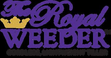 The Royal Weeder logo