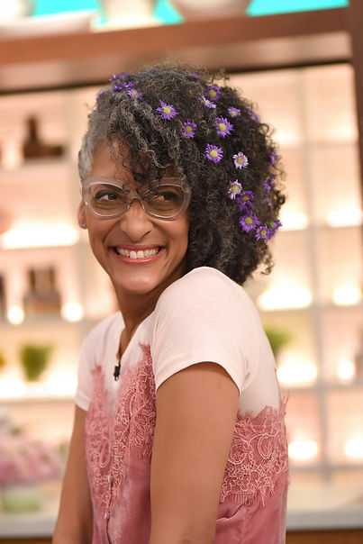 Carla Hall Celebrity Chef, Author, Entrepreneur, and Motivational Speaker