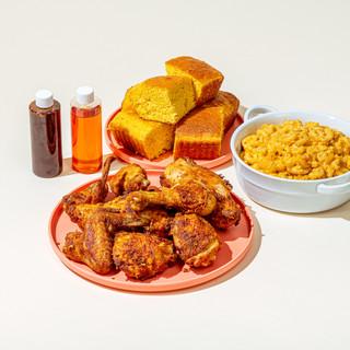 Order Nashville Hot Fried Chicken for Dinner