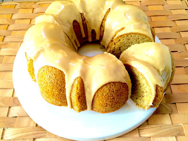 Carla Hall  Flavor Pound Cake Recipe