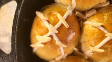 Biscuit Hot Cross Buns