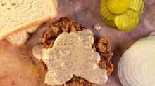 Chicken Fried Steak with Sausage Cream Gravy