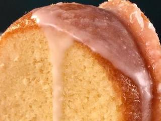 Hot Milk Cake with Buttermilk