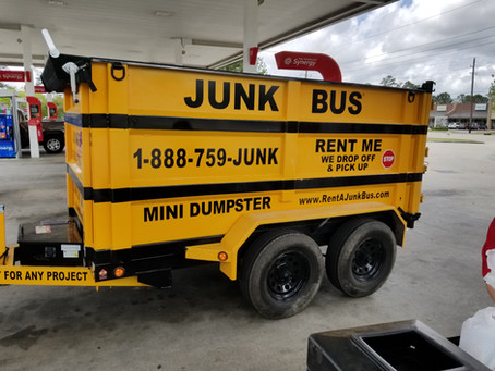 Ordering a Dumpster Rental for Your Summer Cleanup