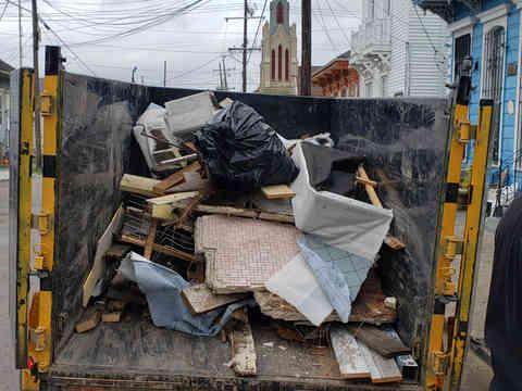 Drive up & Go Dumpster Rental Service