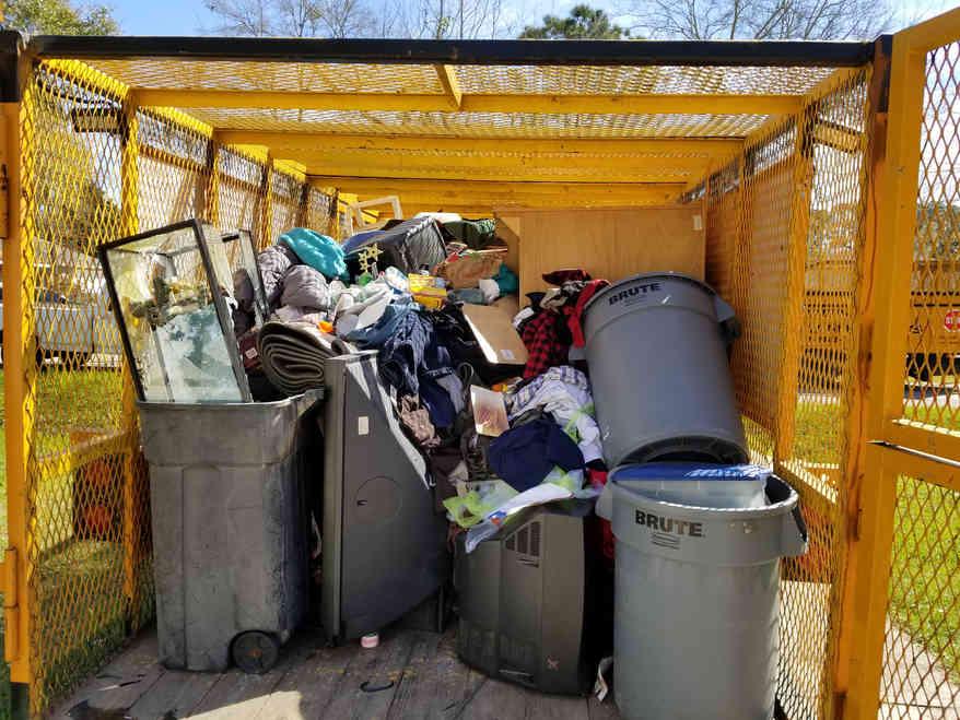Foreclosure Cleanout Habitat for Humanit