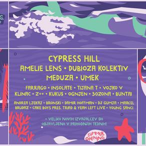CYPRESS HILL NA FESTIVALU SEA STAR