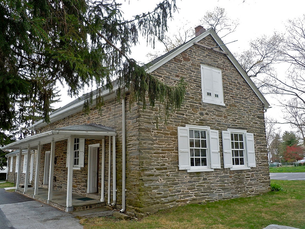 Old Haverford Friends Meetinghouse